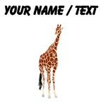 Custom Giraffe