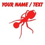 Custom Red Carpenter Ant