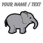 Custom Baby Elephant