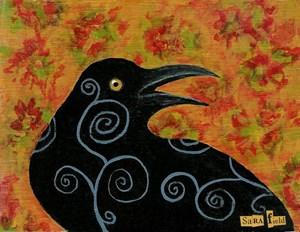Spiral Crow
