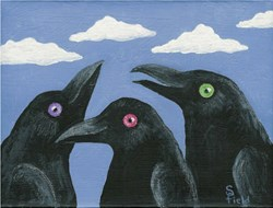Crow Humor