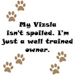 Well Trained Vizsla Owner