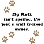 Well Trained Mutt Owner