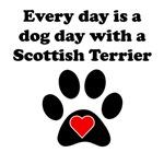 Scottish Terrier Dog Day