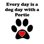 Portie Dog Day