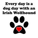 Irish Wolfhound Dog Day