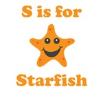 S Is For Starfish