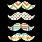 Cool Mustaches
