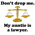 My Auntie Is A Lawyer