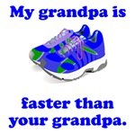 My Grandpa Is Faster