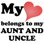 My Heart Belongs To My Aunt and Uncle