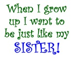Just Like My Sister