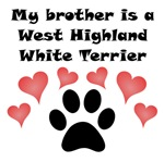 My Brother Is A West Highland White Terrier