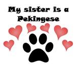 My Sister Is A Pekingese