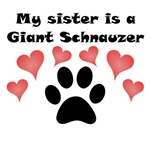 My Sister Is A Giant Schnauzer