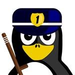 Policeman Penguin