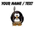 Custom Wild Penguin
