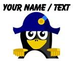 Custom Captain Penguin