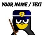 Custom Policeman Penguin