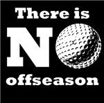 No Golf Offseason