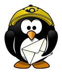 Mail Man Penguin
