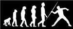 Javelin Throw Evolution