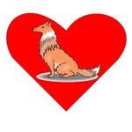 Collie Heart