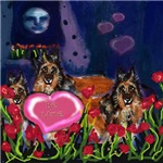 BELGIAN TERVUREN Valentine