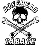 BONE HEAD GARAGE
