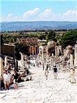 Ruins of Ephesus, Photo / Digital Painting