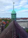 Roof Walk, Photo / Digital Painting