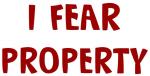 I Fear PROPERTY