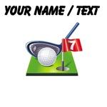Custom Golf Icon