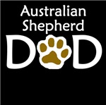 Australian Shepherd Dad