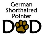 German Shorthaired Pointer Dad