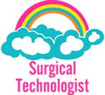 Cloud Rainbow Surgical Technologist