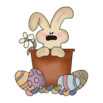 Easter Bunny T-shirts and Gifts