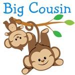 Boys Monkeys Big Cousin