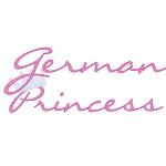 Crown German Princess