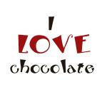 I Love Chocolate Tshirts and Gifts