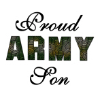 Proud Army Son Tshirts and Gifts