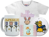 Easter and Spring Tshirts and Gifts