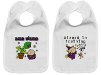 Wizards and Magic Bibs
