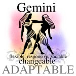 Zodiac Sign-Gemini the Twins