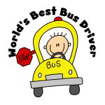 World's Best Bus Driver T-shirts and Gifts