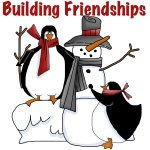 Building Friendships Holiday T-shirts and Gifts