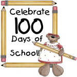 Bear 100 Days of School T-shirts and Gifts