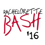 Black/Red Bachelorette Bash 2016 T-shirts and Gift