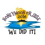 Honeymoon Cruise 2016 T-shirts and Gifts