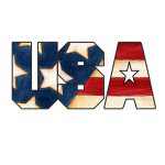 USA Flag T-shirts and Gifts